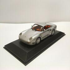 porsche 959 Silver 1/43 Minichamps