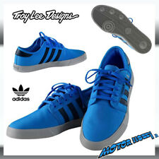 SCARPE CASUAL ADIDAS SEELEY X TROY LEE DESIGNS CYAN TAGLIA 43 - US 9-1/2