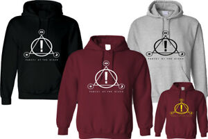 PANIC! AT THE DISCO HOODIE TRIANGLE ICONS INSPIRED UNISEX HIPSTER CHRISTMAS GIFT