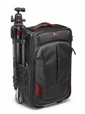 Manfrotto Pro Light Reloader-55 camera roller bag for DSLR Luggage (UK Stock)