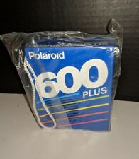 Brand New Polaroid 600 Plus Novelty AM/FM Transistor Radio Film Pack