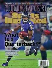 Sports Illustrated  August 19th 2020     Football Preview 2020