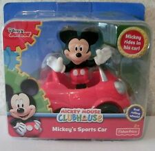Mickey's Sport Car Mickey Mouse Clubhouse Disney Junior