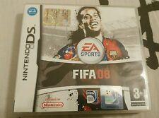 Gioco nintendo ds Fifa 08 Ea sports calcio soccer come nuovo