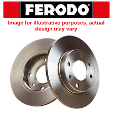 Ferodo Rear Brake Discs x2 for Ford Kuga 2.0 TDCI / 2.5 from 2008-2013 DDF1616C
