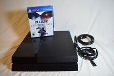 Sony PlayStation 4 500Gb Jet Black Console + Killzone Shadow Fall Game