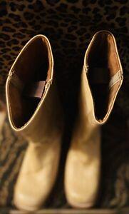 vintage frye campus boots