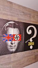 romy schneider TRIPLE CROSS  ! affiche cinema model rare 1966