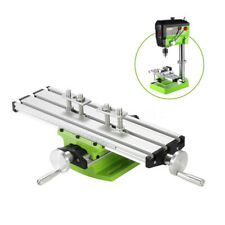 Milling Machine Bench Fixture Worktable X Y Cross Slide Table Drill Press Vise
