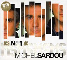 Michel Sardou - Les NUMEROS 1 Cd2 Universal