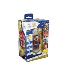 More details for topps uefa champions league best of the best collector tin season 20/21 cards.