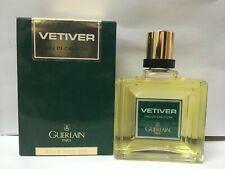 Vetiver By Guerlain eau De Cologne Splash For Men 3.4 100 ml Vintage RARE