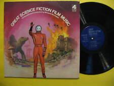 BERNARD HERRMANN:GREAT SCIENCE FICTION FILM MUSIC-ELECTRONIC SYNTH-LISTEN