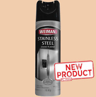17 Oz Stainless Steel Cleaner Appliance Spray Can Polish Shine Aerosol NEW