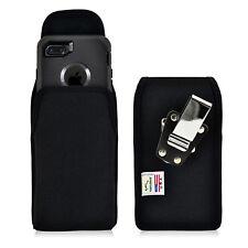 iPhone 8 iPhone 7 Holster Metal Clip Otterbox Case Nylon Vertical Turtleback