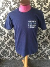 Star Trek London Excell T Shirt Fruit of The Loom Size Large Good Condition