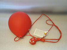 IKEA Red Balloon Kids Wall Light Lamp with Bulb UK