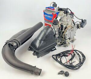 Senior Rotax Max FR125 Complete Kart Engine Package ML Barrel