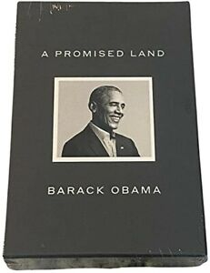 Barack Obama A Promised Land LIMITED DELUXE SIGNED EDITION Sealed in Orig Box!