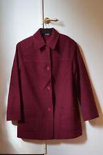 Wool Cashmere Mix Women's Jacket UK Size 10
