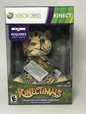 XBox 360 Kinect Kinectimals - King Cheetah - New in Box