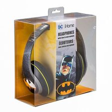 Batman On Ear Headphones with Built In Mic