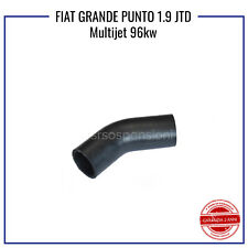 MANICOTTO INTERCOOLER TUBO ARIA FIAT GRANDE PUNTO 1.9 JTD 55703084
