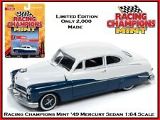 Racing Champions 1:64 Diecast Car '49 Mercury Sedan Limited By Auto World