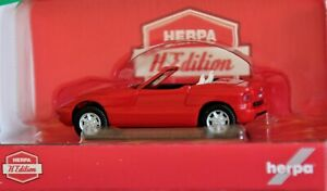 "Herpa 028912 H0 BMW Z1 Roadster ""Herpa-H-Edition"" # Nuevo Emb. Orig. #"