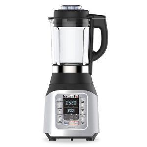 Instant Pot Ace 60oz 120V 3 Speed Cooking Blender - Black/Silver - New