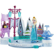New Disney Frozen Elsa's Ice Skating Rink 3+