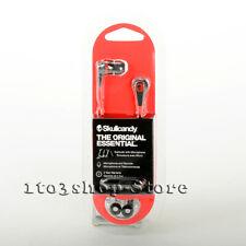 Skullcandy Ink'd 2 In-Ear Buds Earphones Headphones w/Mic Headset - Black/Red