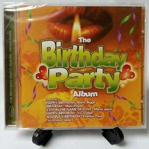 The Birthday Party Album (Reggae) CD - JET STAR CRCD 3177