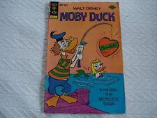Walt Disney Moby Duck   #23 July 1976