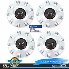 """GENUINE Wheel Center Hub Cap 15"""" 4pcs Fits 02-05 Hyundai Sonata OEM 52960-3D210"""
