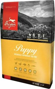 ORIJEN Puppy Dry Dog Food (4.5 lb)