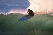 "Tom Curren at J-Bay 8x12"" Photo by Pete Frieden"