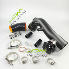 Flow Intake Pipe Kit +Tial Flange+50MM BOV FIT BMW N54 E88 E90 E92 E93 135i 335i