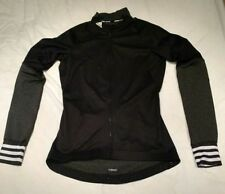 adidas Long Sleeve Cycling Jerseys with Full Zipper