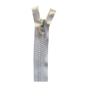 ADS Zipper No.10 Heavy Duty Zip Plastic Chunky #10 Coloured Zipper