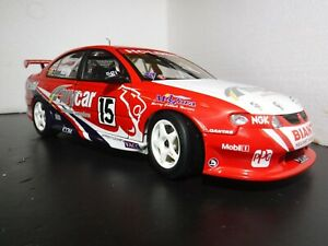 Biante Autoart 1/18 HOLDEN Commodore VT Todd Kelly 15 HRT Young Lions 2000 80067