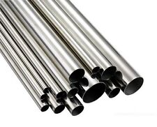 8MM OD X 4MM ID (2MM WALL) 316 SEAMLESS STAINLESS STEEL TUBE WESTERN EUROPEAN