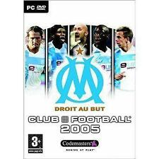 Club Football 2005 - Olympique de Marseille pour Windows