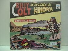 BILLY COLT 1/21 CPL - KINOWA - ANASTATICA - NUOVO!!