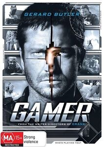 Gamer (DVD, 2010)