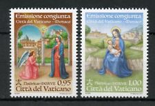 Vatican City 2017 MNH Christmas Nativity Joint Issue JIS Monaco 2v Set Stamps