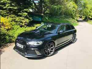 AUDI A6 to RS6 Conversion BODY KIT PRIMED & PREPARED
