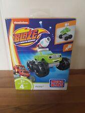 Mega Bloks Blaze And The Monster Machines Car Pickle New