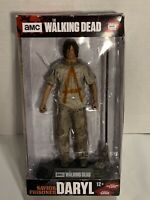 The Walking Dead Daryl Dixon Savior Prisoner Figure #38 2018 McFarlane Box Wear