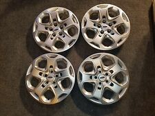"Set of 4 Brand New 2010 2011 2012 Fusion 17"" Wheel Covers Hubcaps 7052"